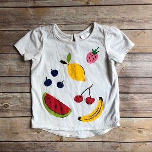 Hanna Andersson Fruit Shirt